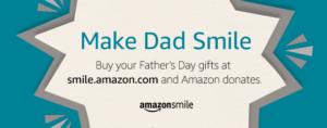 Painless Donation … Smile.amazon!