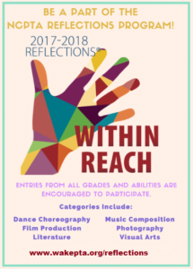 Reflections … Within Reach