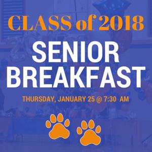 Let's Celebrate Our Seniors