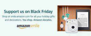 Painless Fundraising!  Smile.Amazon.com