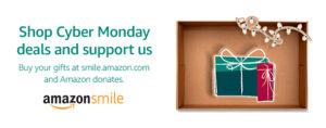 Shop Cyber Monday … Support ADMHS PTSA